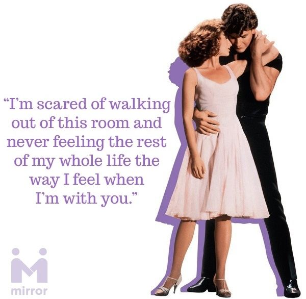 33 of the Most #Famous, Romantic Movie Quotes ... |Famous Romantic Movie Lines