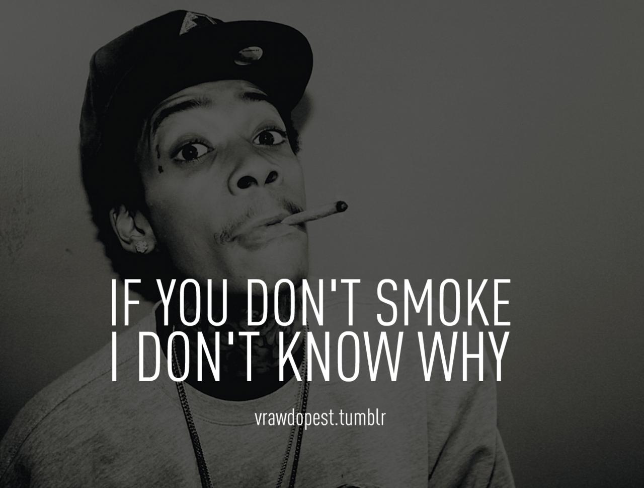 Wiz Khalifa Quotes. QuotesGram