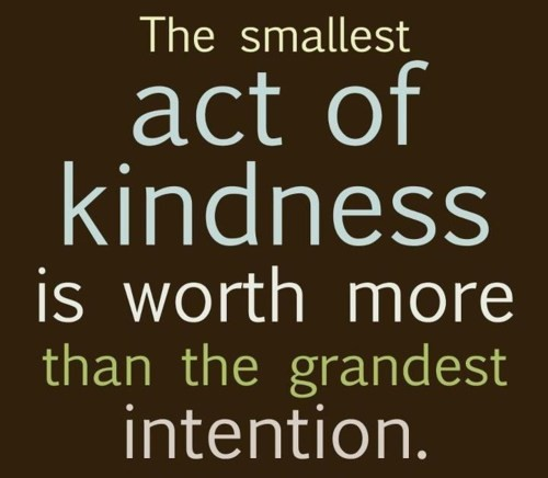 the act of being nice A courteous, respectful, or considerate act or expression 3 indulgence,  that the chief circle for the time being has ten thousand sides view in context.