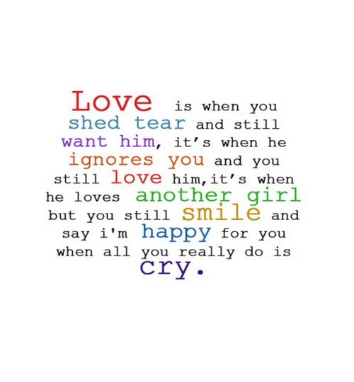 I Still Love Him Quotes Quotesgram