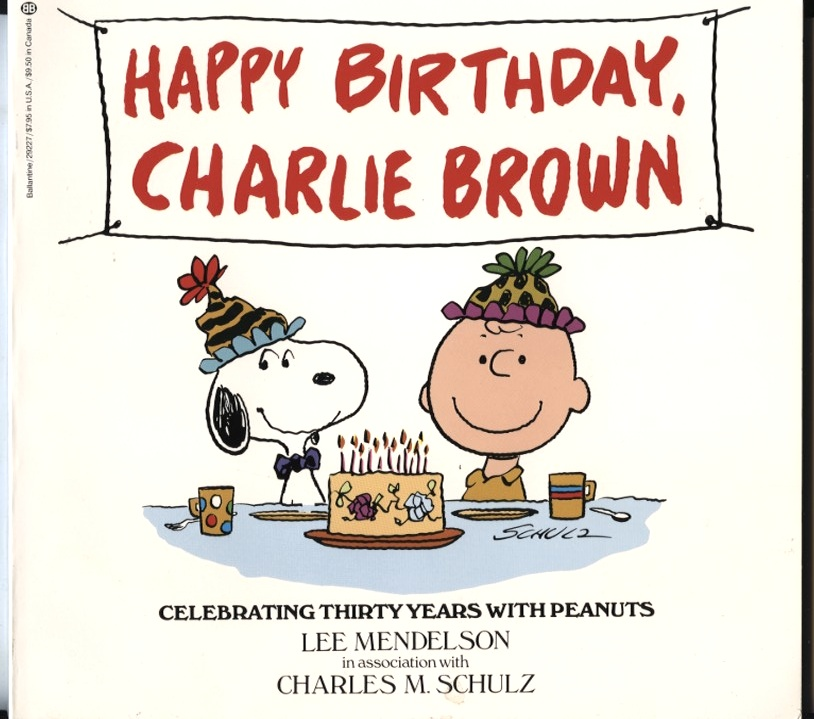 Happy New Year Charlie Brown Quotes: Charlie Brown Birthday Quotes. QuotesGram