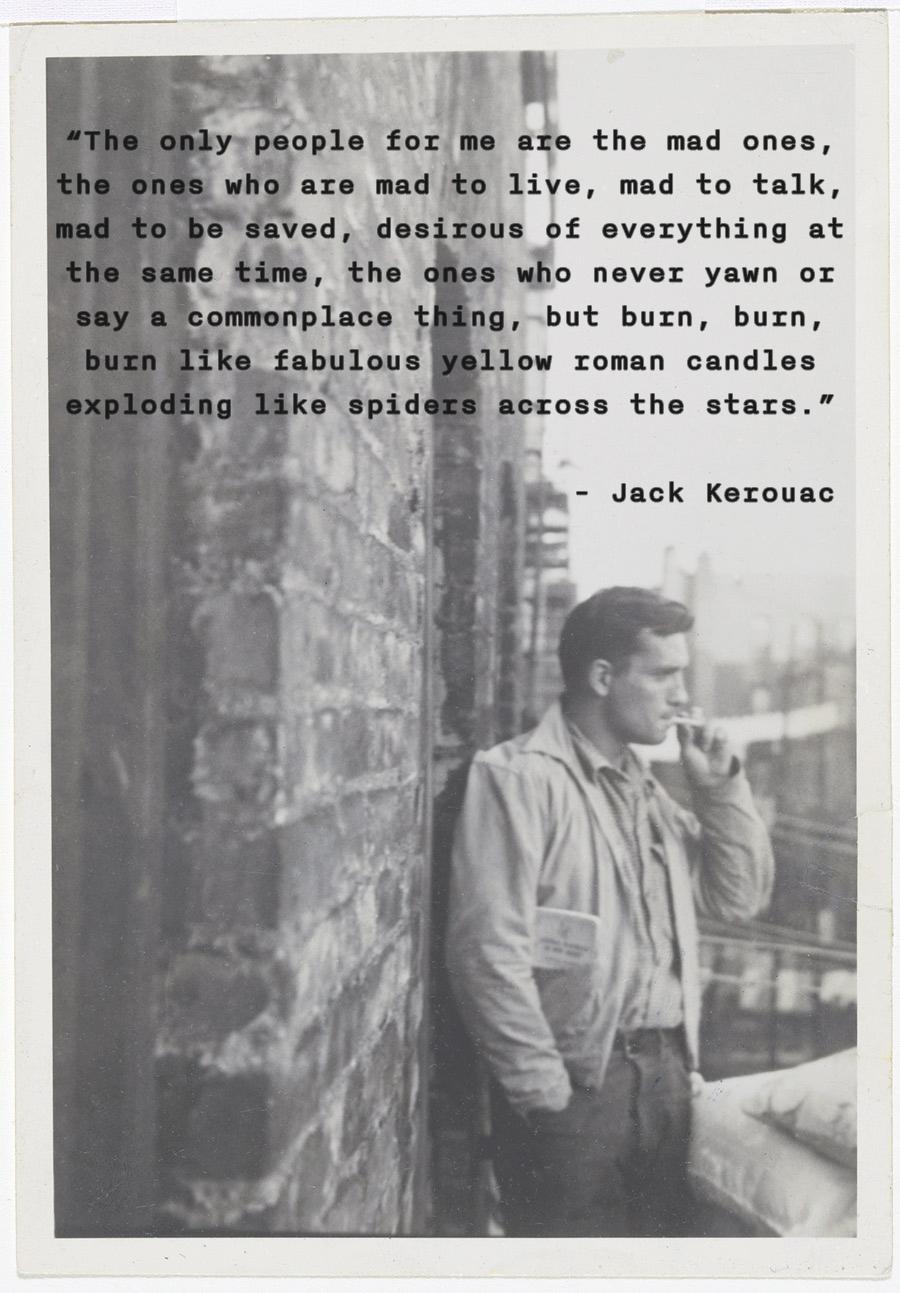 jack kerouac and allen ginsberg relationship