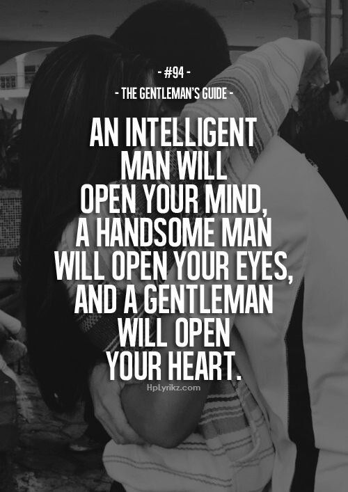 Quotes About Being A Gentleman. QuotesGram