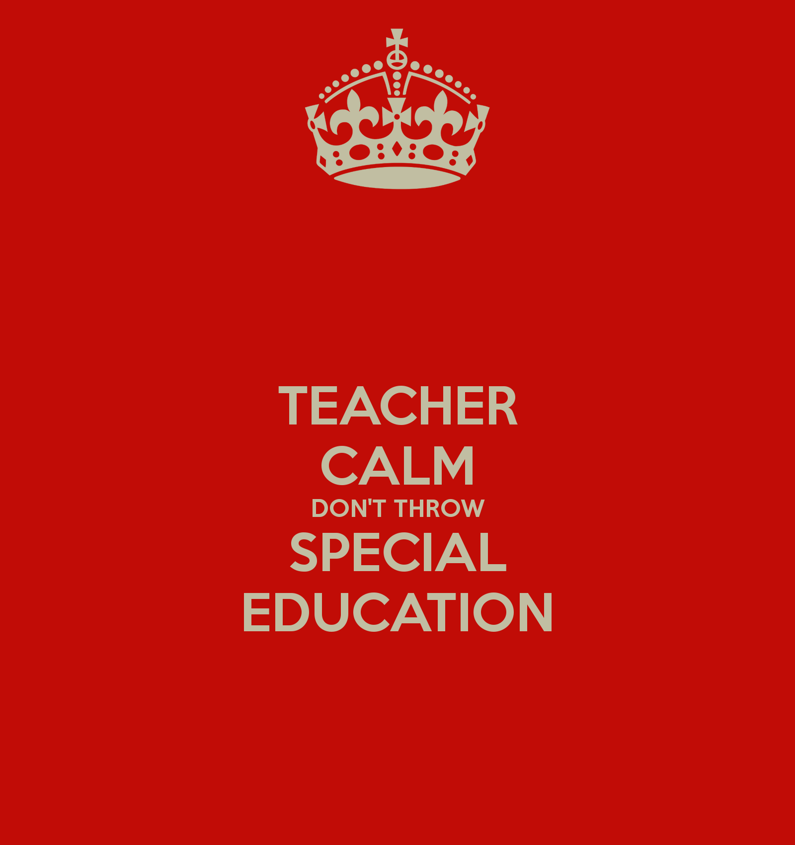 special education The special education office is located in the main building of the district office  campus special education home staff foothill selpa parents' rights and.