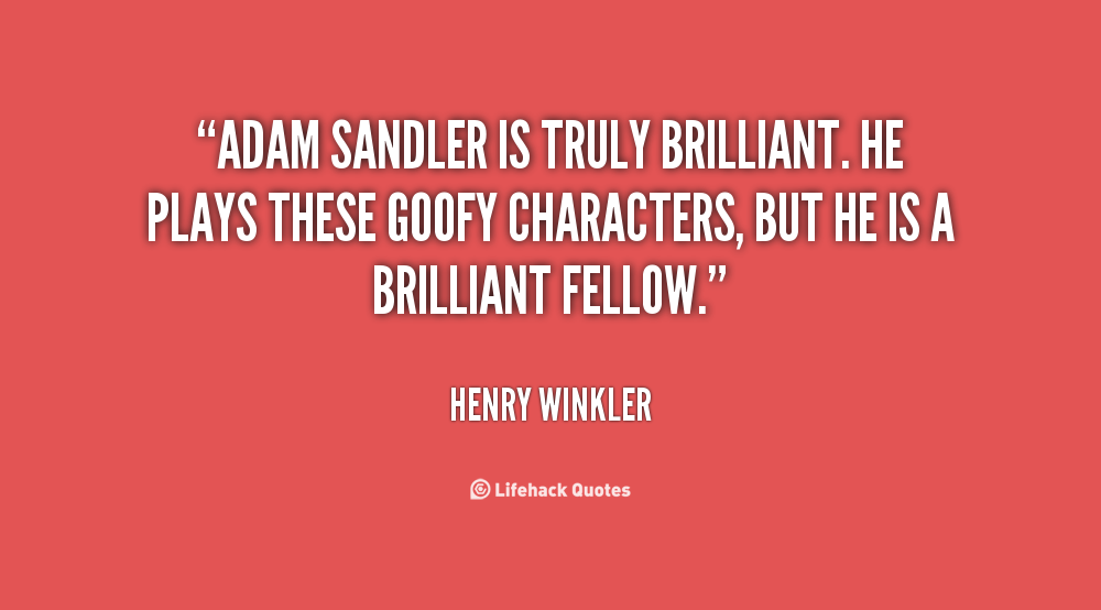 My Favorite Quotes By Tara Winkler: Henry Winkler Quotes. QuotesGram