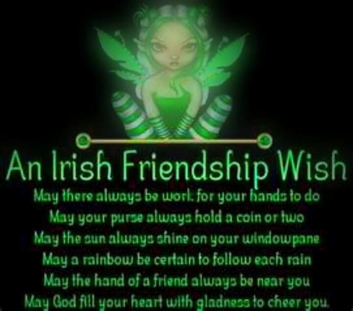 Irish Quotes About Friends. QuotesGram