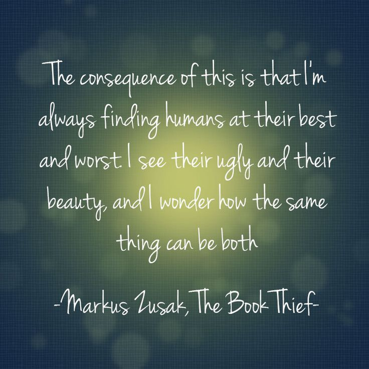 The Book Thief Death Quotes About Humans: Book Thief Quotes About Death. QuotesGram
