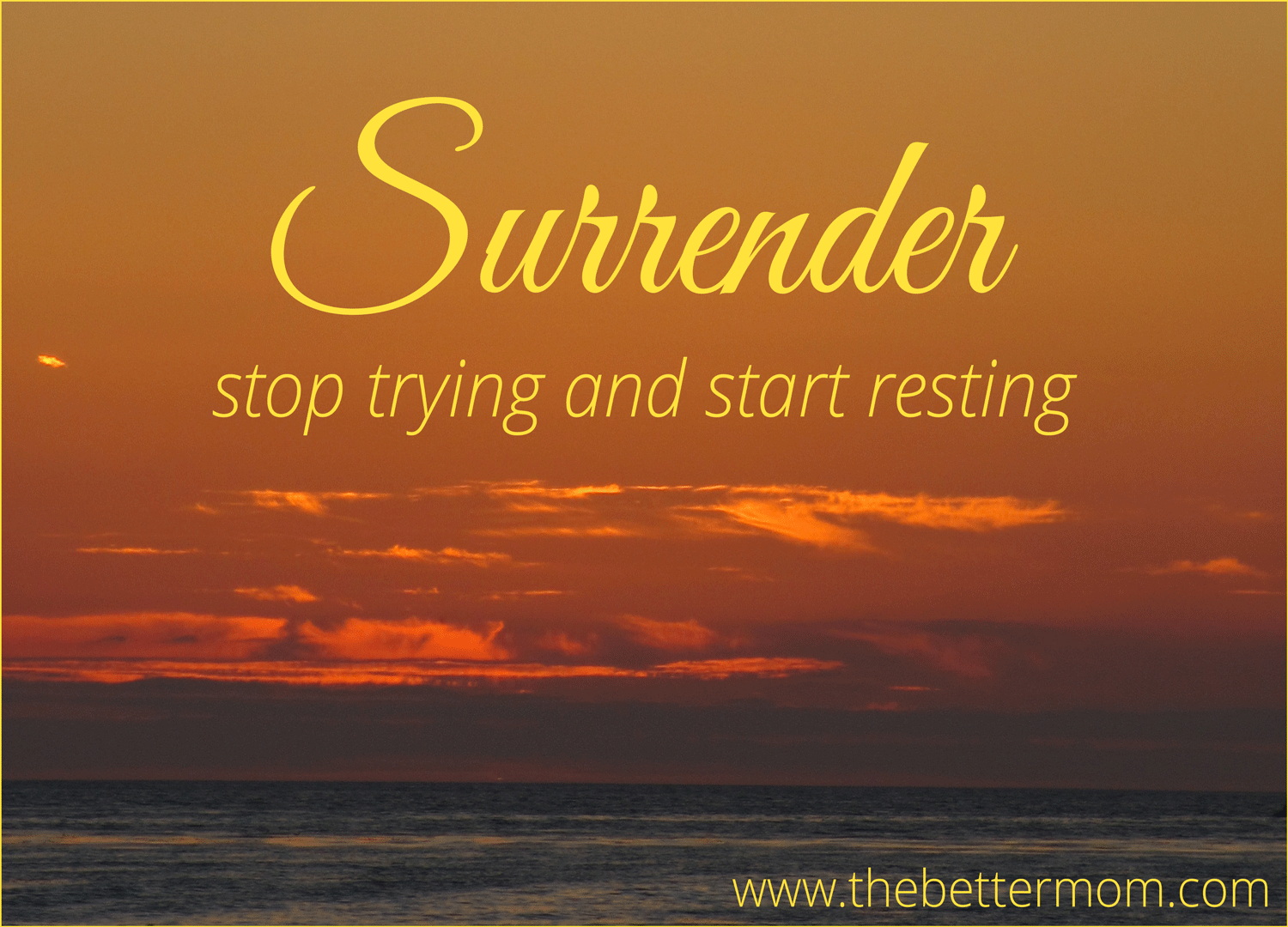 Quotes About Surrendering To God. QuotesGram