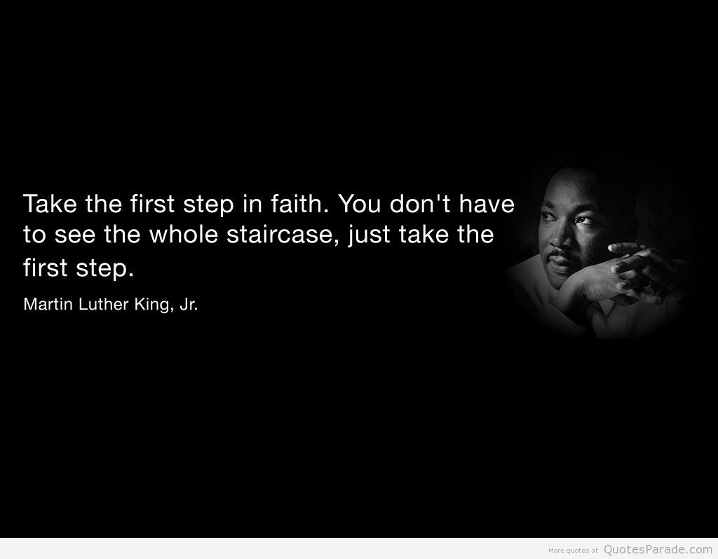 Faith Quotes: Martin Luther King Faith Quotes. QuotesGram