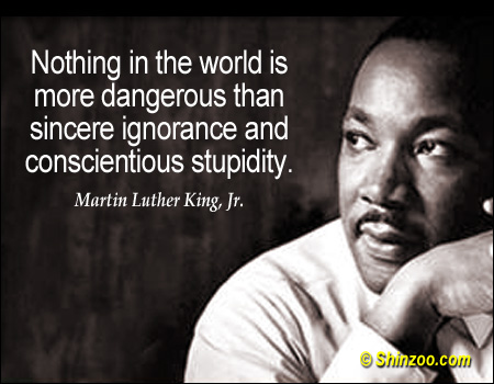 Words To Think About On Mlk Jr Day From >> Top Martin Luther King Quotes. QuotesGram