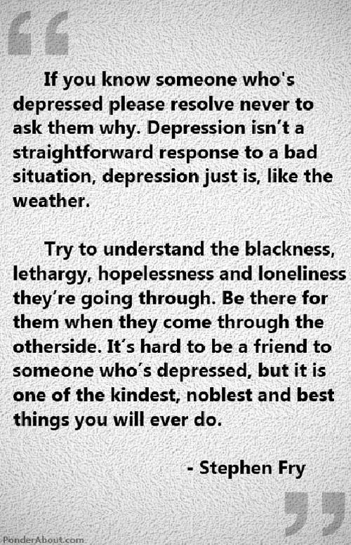 Depression Quotes And Poems Quotesgram
