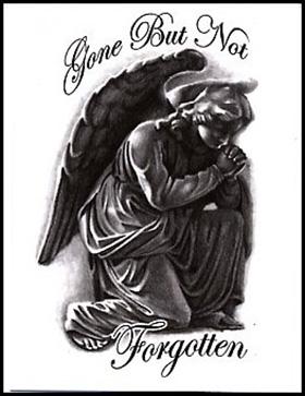 Gone But Not Forgotten Tattoo Designs