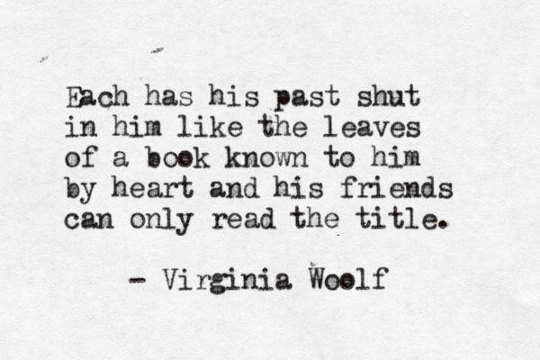 Virginia Woolf The Waves Quotes: Virginia Quotes. QuotesGram