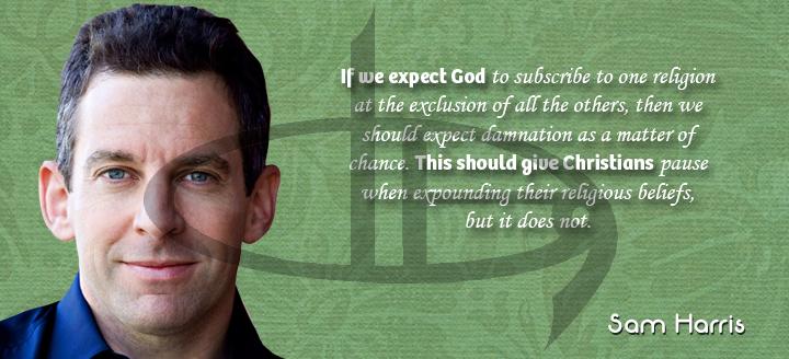 Sam Harris Quotes. QuotesGram