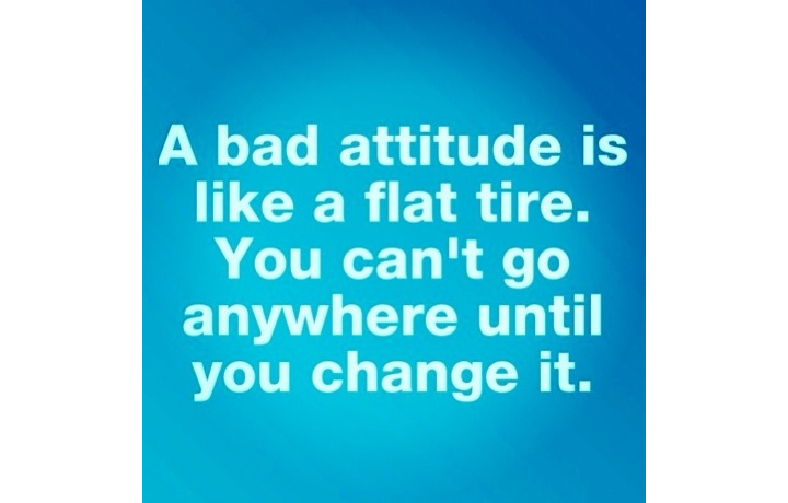 people with bad attitude quotes - photo #16