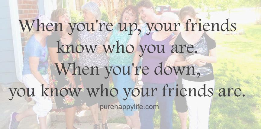 Friends Let You Down Quotes. QuotesGram