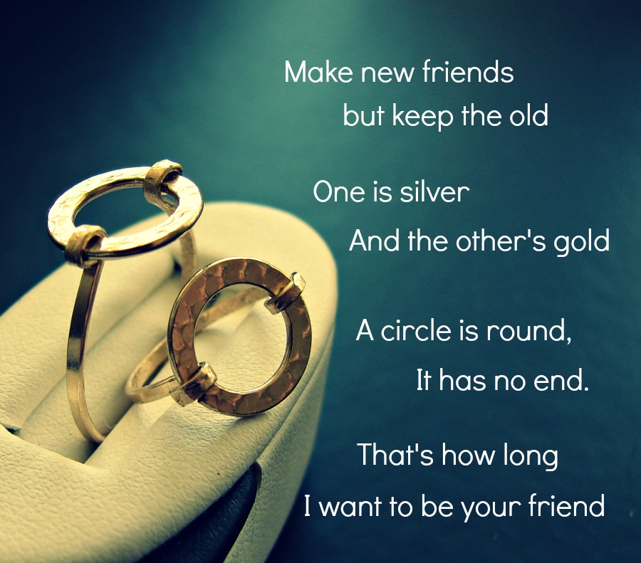 Rings With Quotes On Them Quotesgram: Keep A Small Circle Of Friends Quotes. QuotesGram