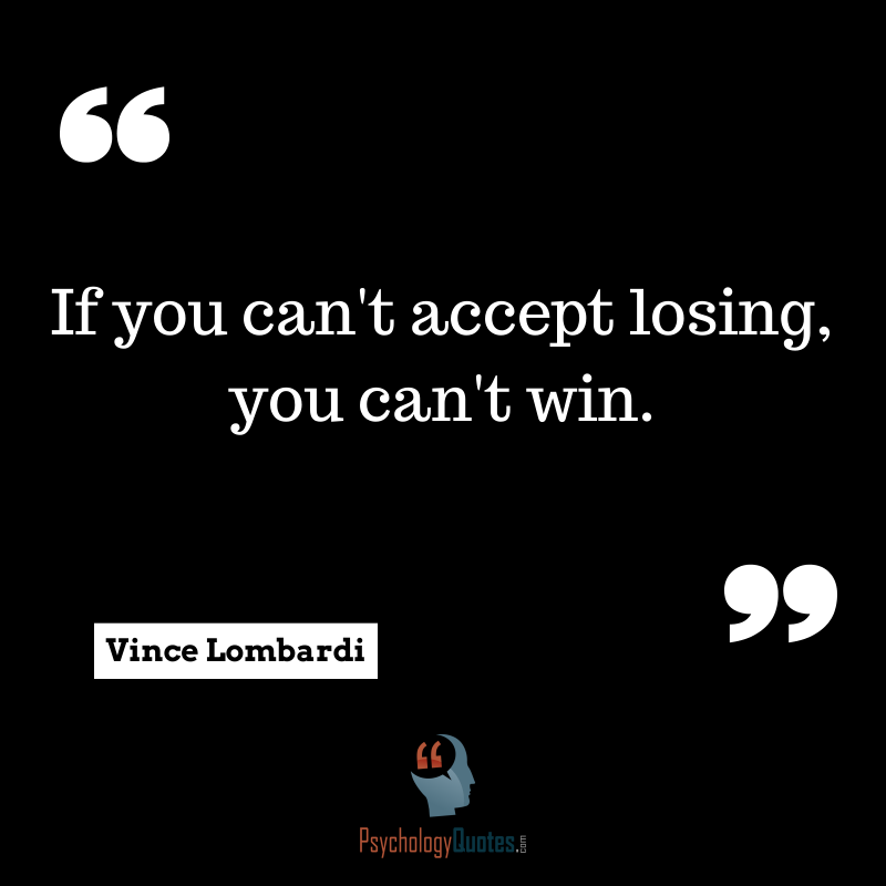 Motivational Quotes For Sports Teams: Quotes About Losing In Sports. QuotesGram