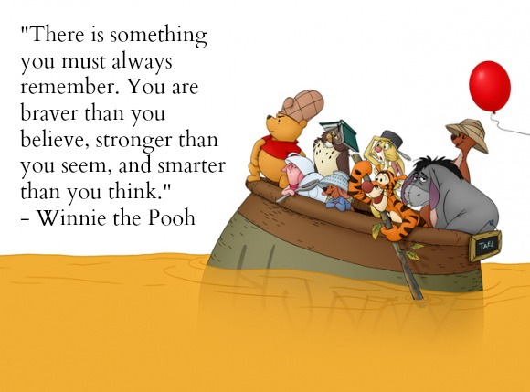 Remember You Are Winnie The Pooh Quotes. QuotesGram