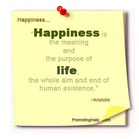 essays happiness aristotle