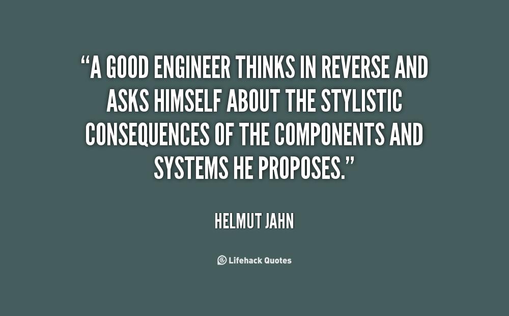 Good Engineering Quotes. QuotesGram