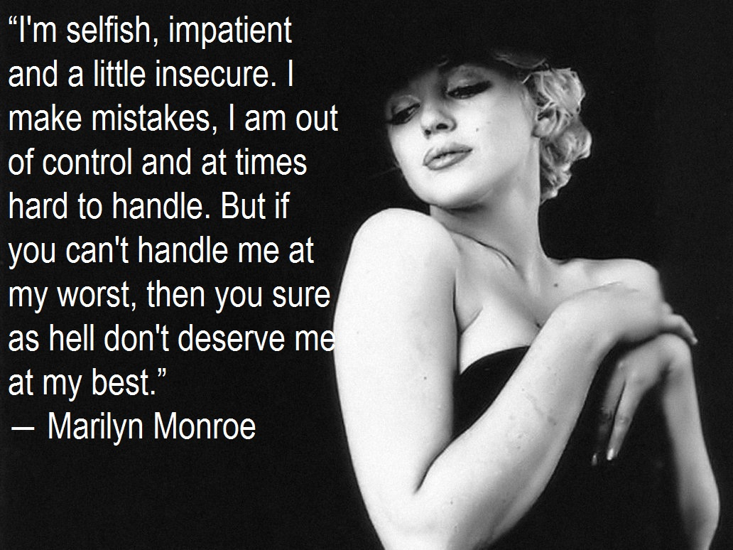 Marilyn Monroe New Years Quotes: Birthday Quotes From Marilyn Monroe. QuotesGram