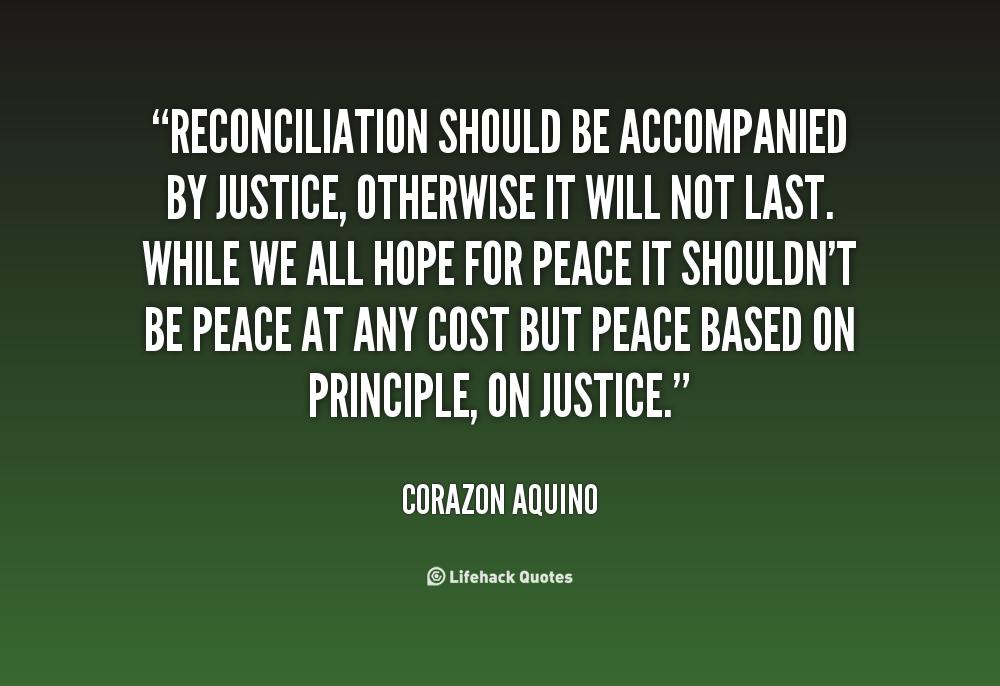 Family Reconciliation Quotes. QuotesGram