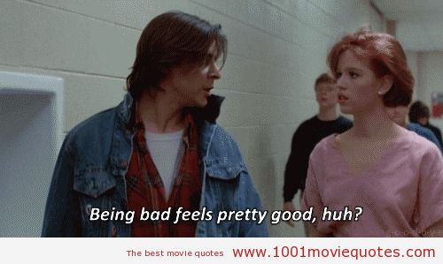 conflict in the breakfast club movie Weeknights during prime time on amc, you can catch story notes — real time trivia and facts about your favorite movies below is the online version of the story notes for the breakfast club.