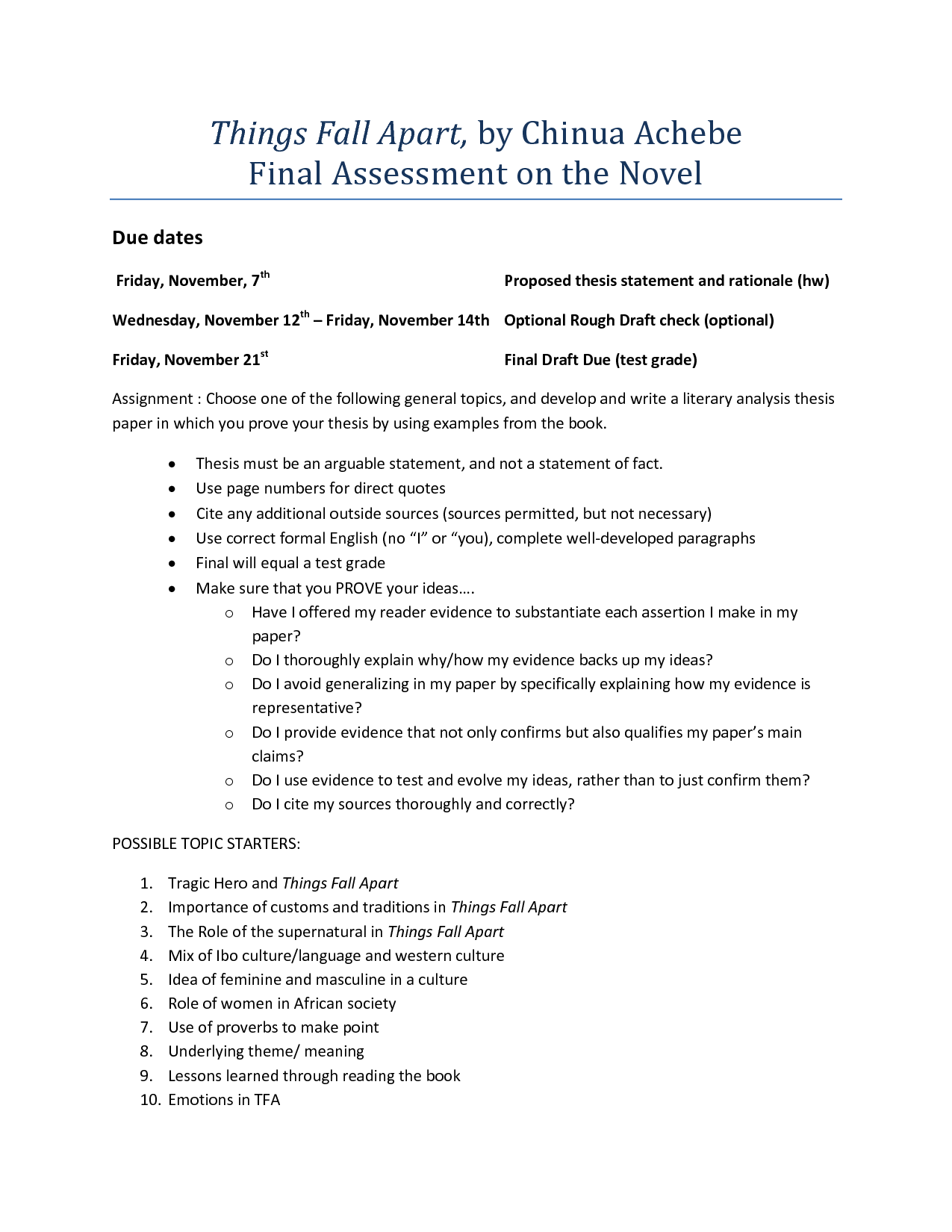 literary analysis plan example of a Literary analysis - cask of amontillado essay examples 680 words and the thoughts of montresor, one is able to see him carry out his plan for revenge.