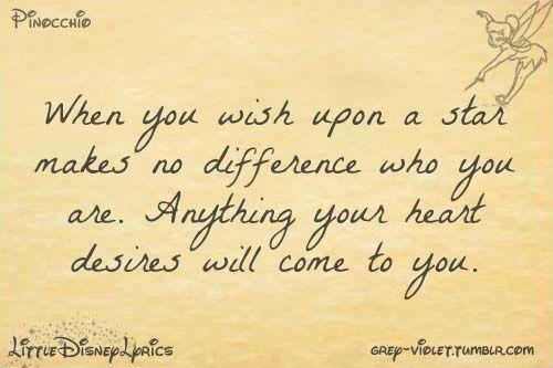 disney quotes from pinocchio quotesgram
