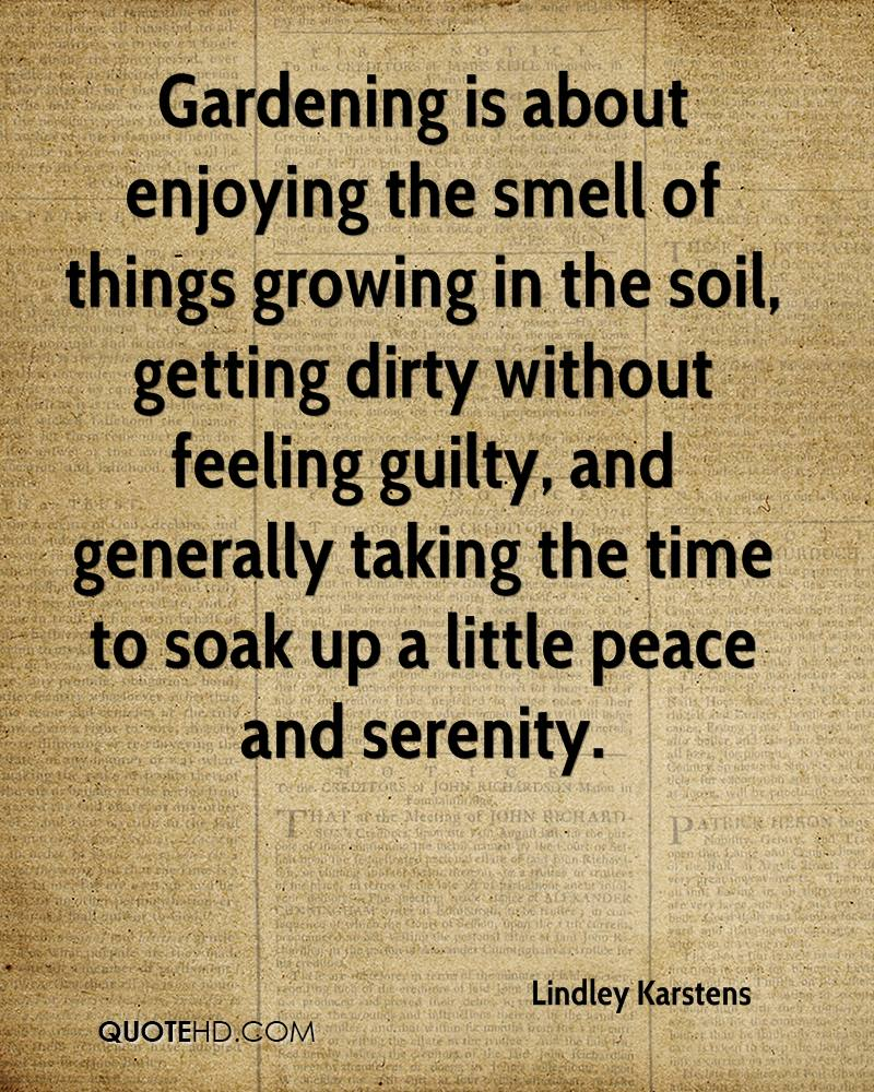 Quotes about gardening quotesgram for Gardening is my passion