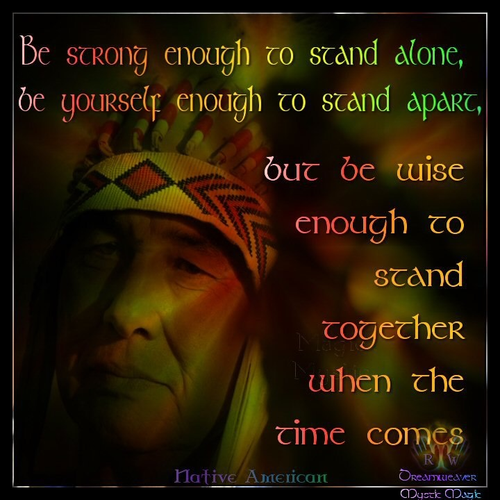 Inspirational Day Quotes: Native American Positive Quotes. QuotesGram