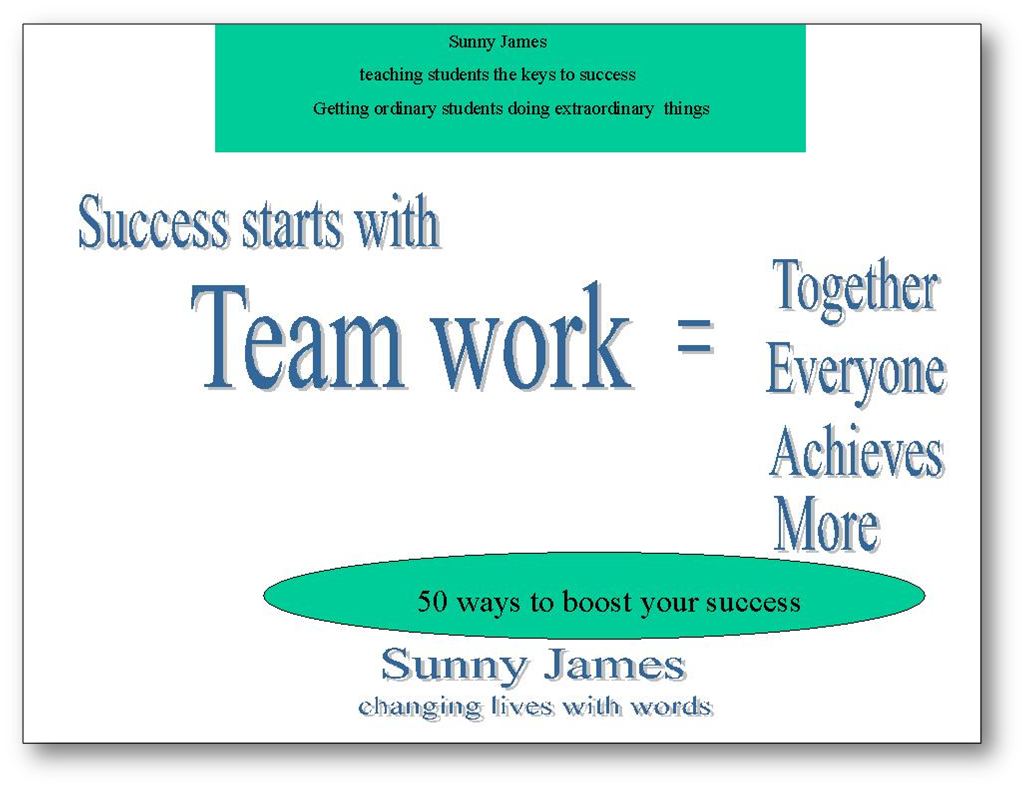 essay on teamwork in healthcare