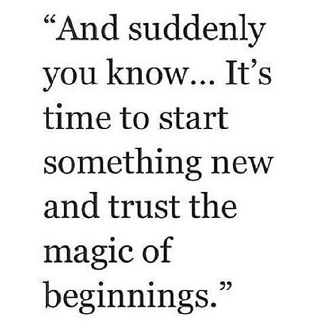 cute quotes about new beginnings quotesgram