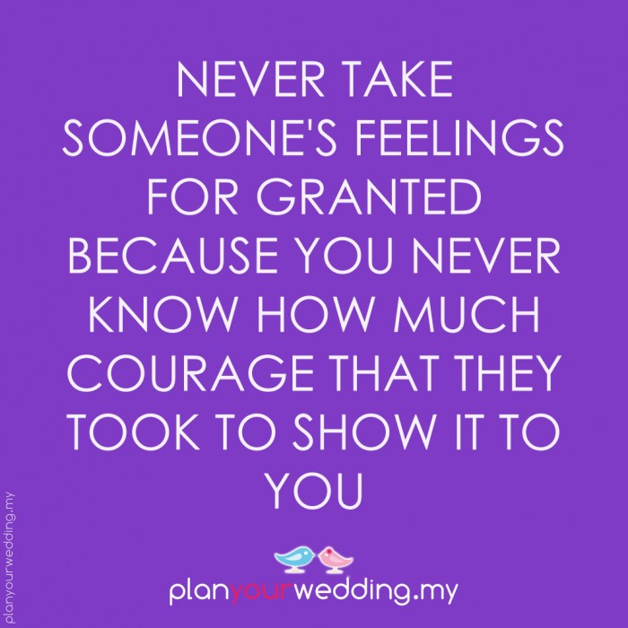 Dnr Take Anyone For Granted Quotes: Never Take Anyone For Granted Quotes. QuotesGram