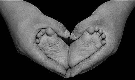 Cute Baby Feet Quotes. QuotesGram