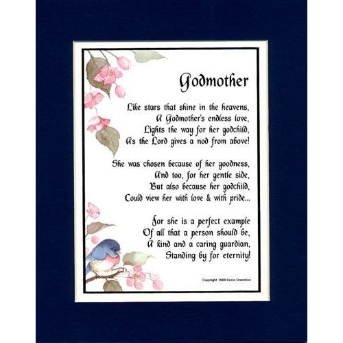 Inspirational Birthday Quotes For Goddaughter: Godmother Quotes And Sayings. QuotesGram