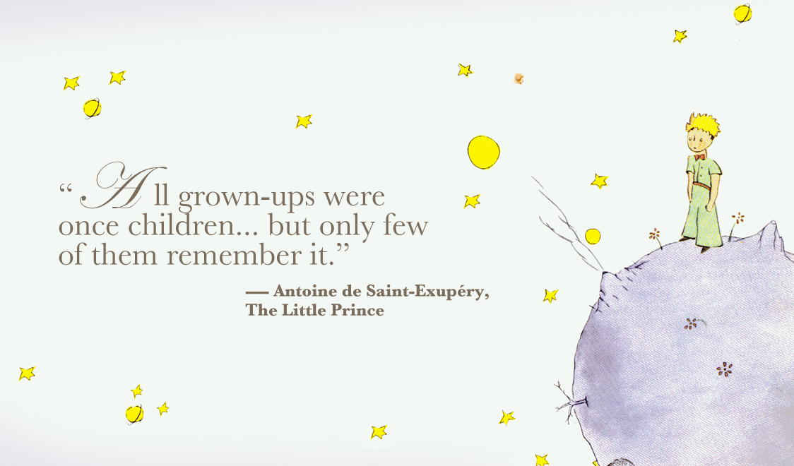 The Little Prince Book Quotes Quotesgram