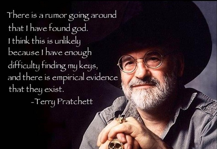 Terry Pratchett Quotes Author of Good Omens