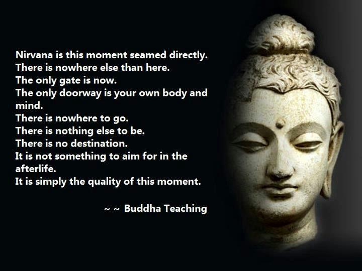 Nirvana Buddhism Quotes. QuotesGram