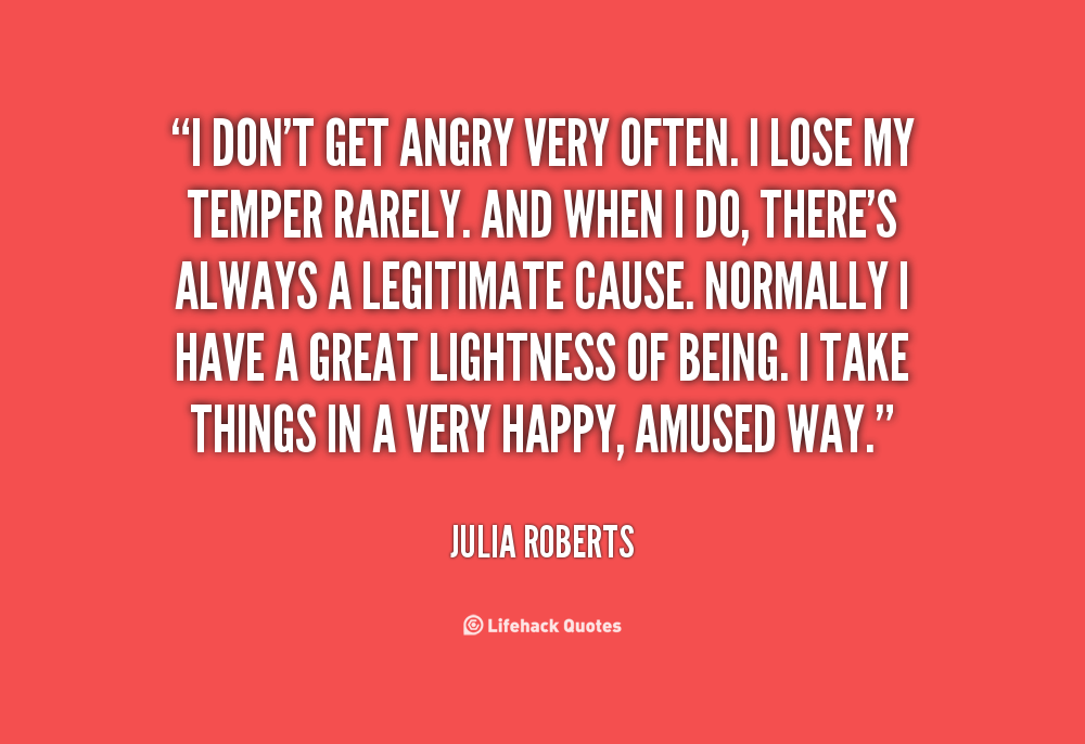 Dont Be Angry Quotes. QuotesGram