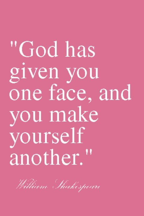 Two Faced People Quotes Sayings. QuotesGram