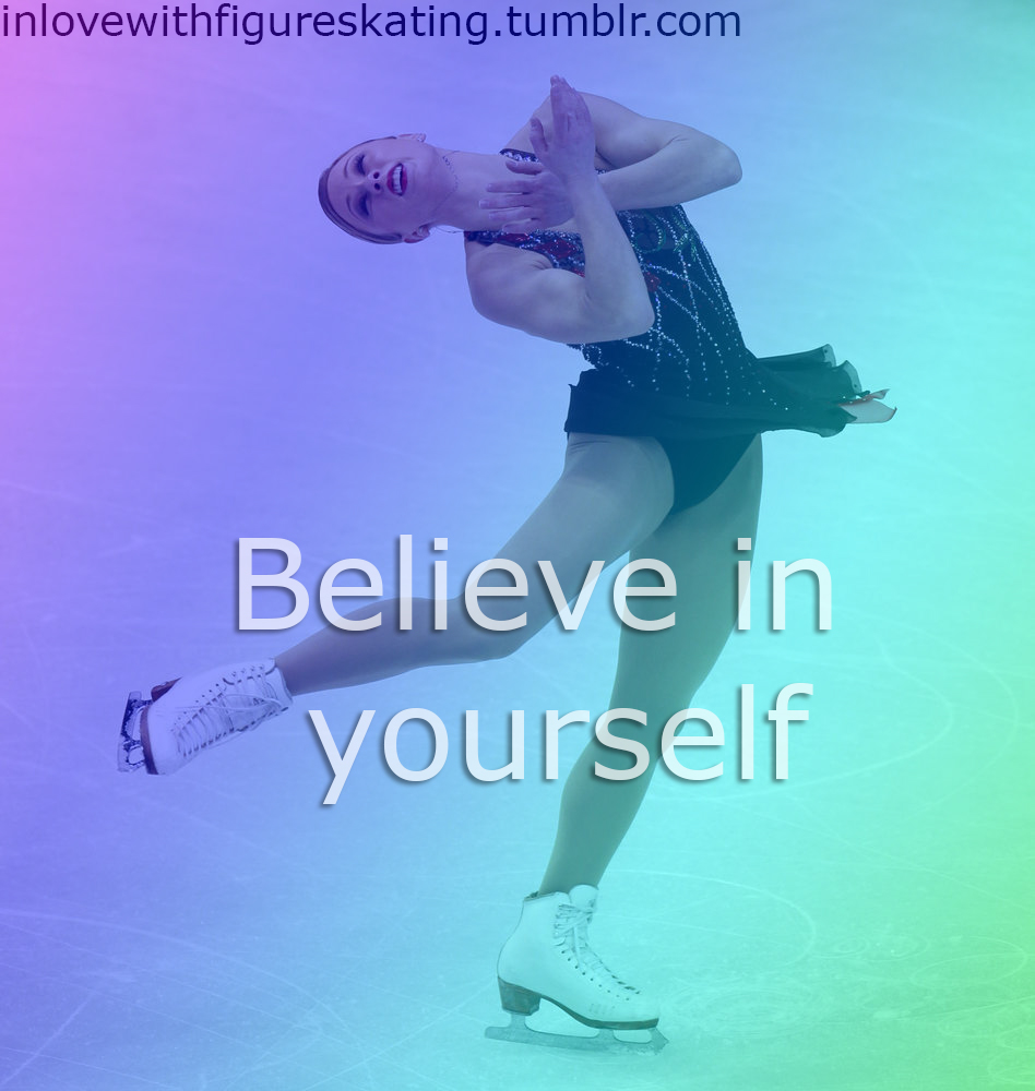 Ice Skating Inspirational Quotes Quotesgram