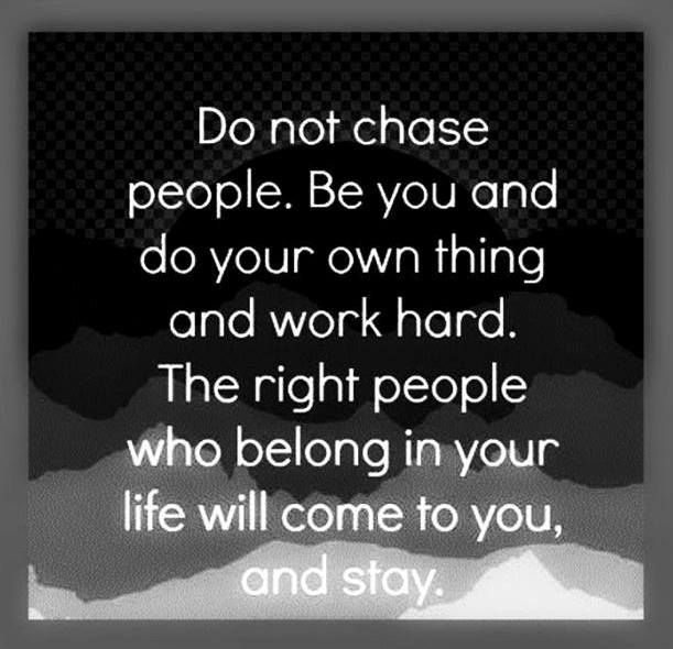 Chasing Love Quotes: Chasing People Quotes. QuotesGram