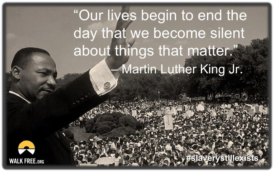 an insight to martin luther kings life and ideologies