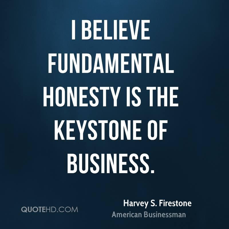 Trust In Business Quotes: Honesty Funny Quotes. QuotesGram