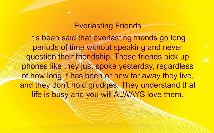 Everlasting Friendship Quotes : Quotes about everlasting friendship quotesgram