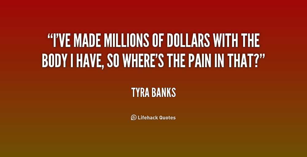Tyra Banks Quotes About Success. QuotesGram