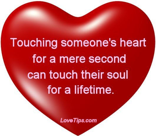 Heart Touching Quotes About Life. QuotesGram