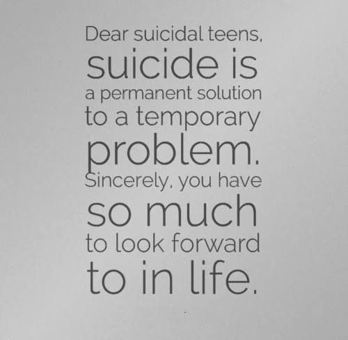 Inspirational Quotes For A Suicidal Friend: Anti Suicide Quotes Beautiful. QuotesGram